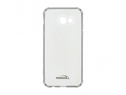 Kisswill Shock TPU pouzdro pro Samsung A520 Galaxy A5 2017 šedá
