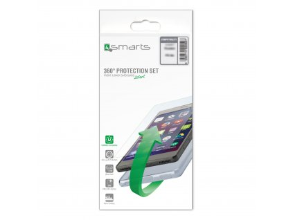 4smarts 360° Protection Set for Huawei Y5 II clear