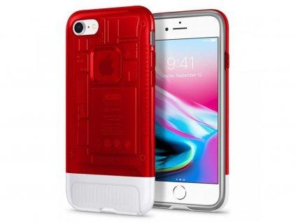 Spigen Classic C1, ruby / rubinova - iPhone SE 2020/8/7