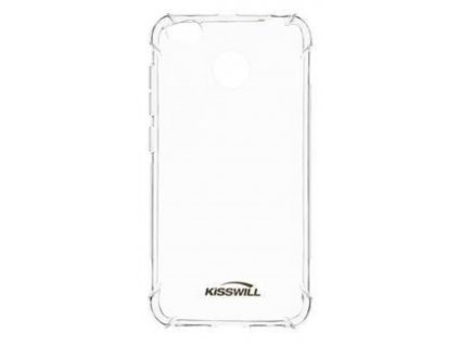 Kisswill Shock TPU Pouzdro Transparent pro Samsung J600 Galaxy J6 2018