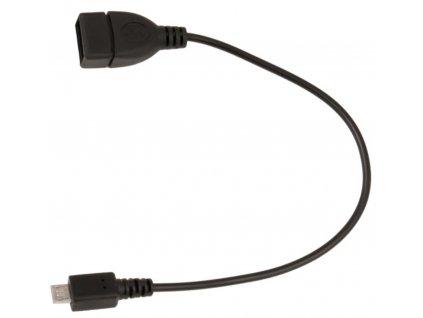 USB-OTG datový kabel Fontastic, konektor microUSB
