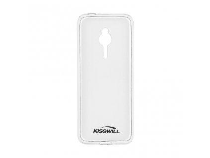 Kisswill TPU Pouzdro Transparent pro Sony G8342 Xperia XZ1