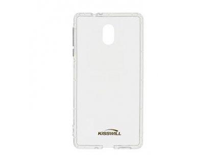 Kisswill TPU Pouzdro Transparent pro Samsung J415 Galaxy J4+