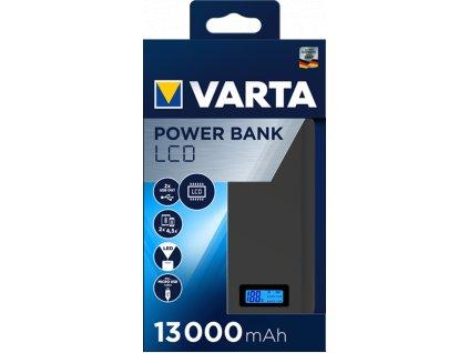 VARTA Power Bank LCD Dual USB 13000mAh (EU Blister)