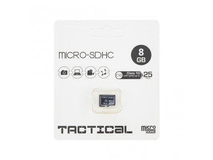 Tactical MicroSD8GB