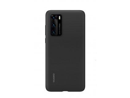 HuaweiP40SilikonBlack