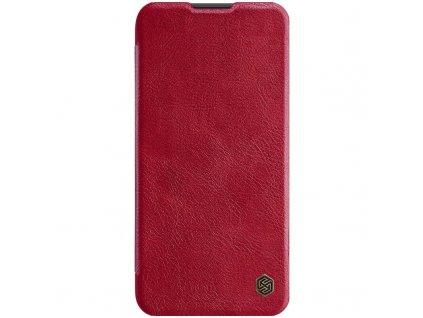 Nillkin Qin Book Pouzdro pro Huawei P40 Lite Červené