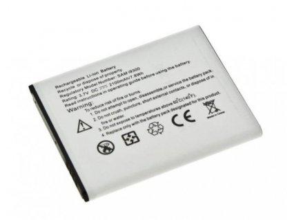Baterie, Samsung I9300 Galaxy SIII, Li-ION 2100 mAh, kompatibilní, nahrazuje EB-L1G6