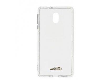 Kisswill TPU Pouzdro pro Nokia 6.2 / Nokia 7.2 Transparentní