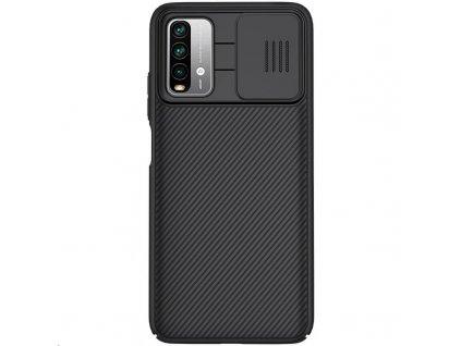 Nillkin CamShield Zadní Kryt pro Xiaomi Redmi 9T Black