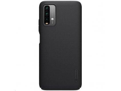 Nillkin Super Frosted Shield Zadní Kryt pro Xiaomi Redmi 9T Black
