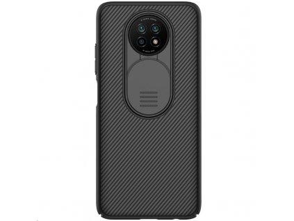 Nillkin CamShield Zadní Kryt pro Xiaomi Redmi Note 9T Black 1