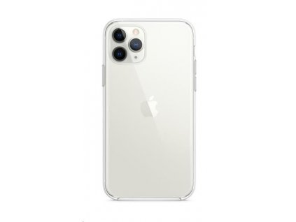 Apple clear case iph 11 pro