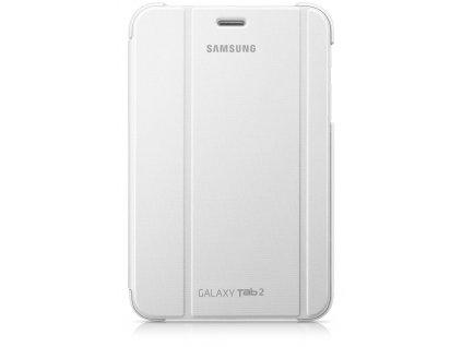 Book Cover pro Samsung Galaxy Tab 2 (7.0) Bílá  EF-BT110BW