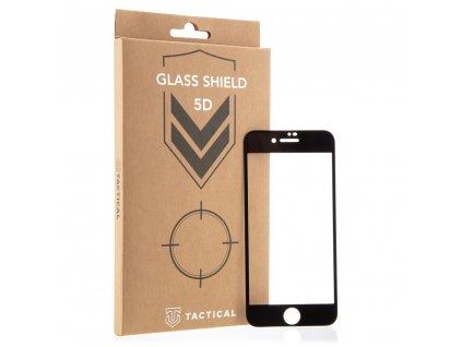 Tactical Glass Shield 5D tvrzené sklo pro Apple iPhone 7/8/SE2020 Black