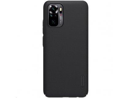 Nillkin Super Frosted Zadní Kryt pro Xiaomi Redmi Note 10 4G/10s Black