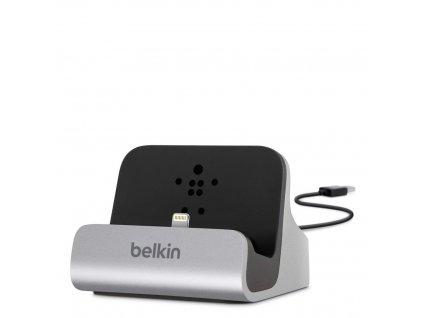 BELKIN Stolní dok.stanice iPhone 5,5c,5S,6,6S, cerná