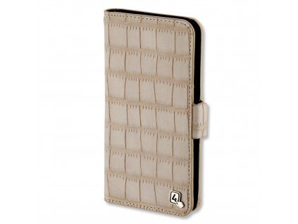 "4smarts UltiMAG Book NORWALK Universal 5.2"" croco beige"