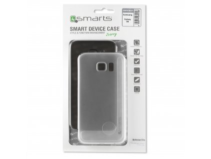 4smarts BELLEVUE ultra-thin Clip for Galaxy S6 SET black & white