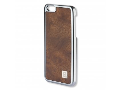 4smarts MODENA Clip Burl Wood for iPhone 6/6s brown