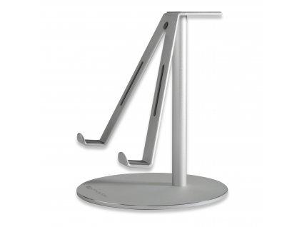 4smarts A-WING Stojánek pro tablet, stríbrný
