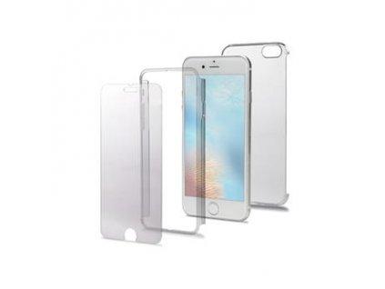 Zadní kryt CELLY Body pro Apple iPhone 7 Plus, kompletní ochrana 3v1, čiré