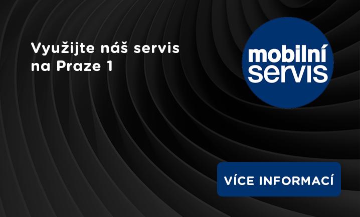 Servis na Praze 1