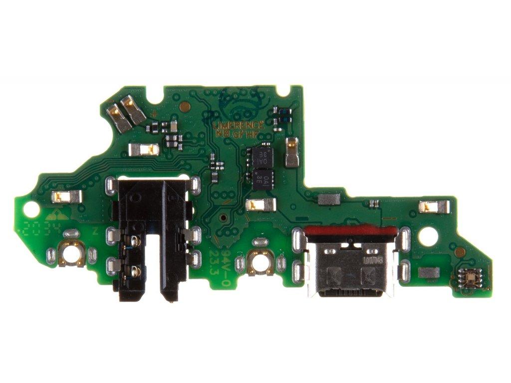 Huawei P Smart Z Deska vč. Dobíjecího Konektoru