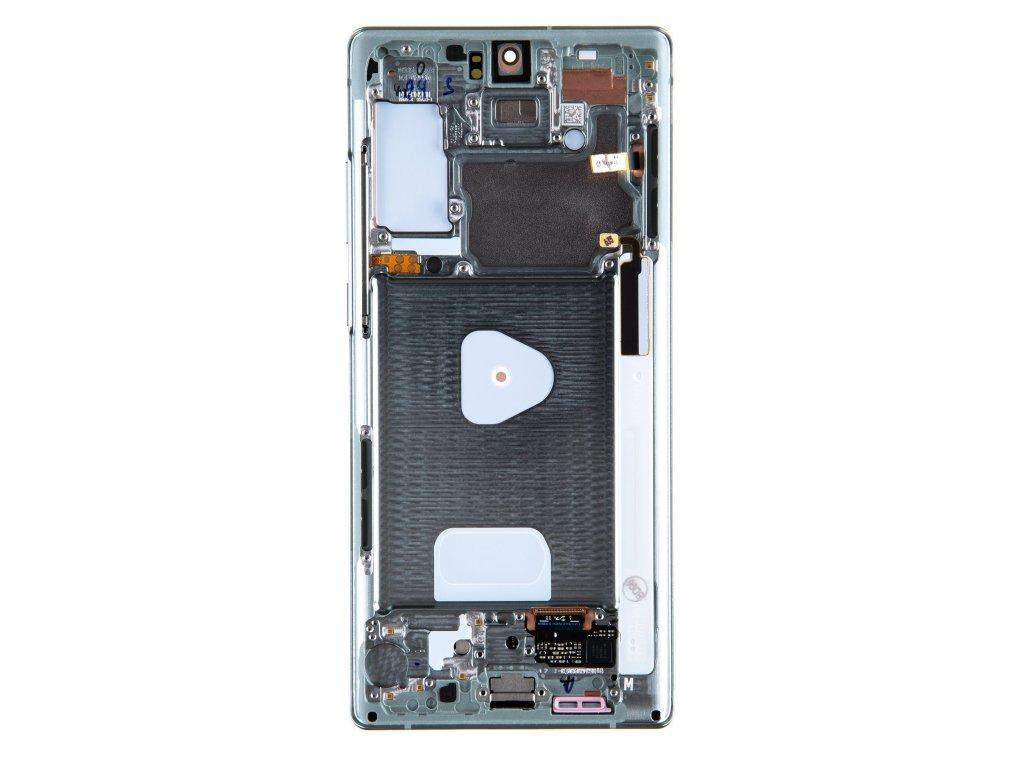 LCD display + Dotyk Samsung N980 Galaxy Note 20 Mystic Green (Service Pack)