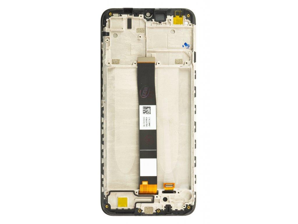 LCD Display + Dotyková Deska + Přední Kryt pro Xiaomi Redmi 9A Carbon Gray