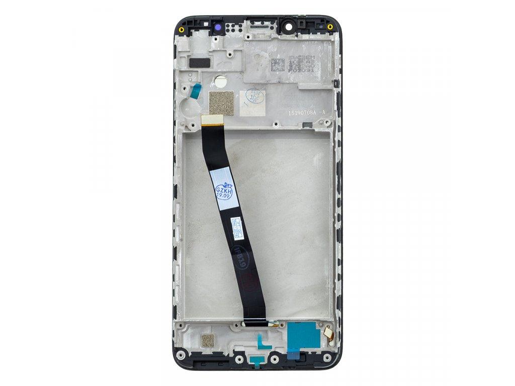 LCD Display + Dotyková Deska + Přední Kryt pro Xiaomi Redmi 7A Black