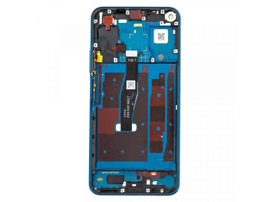 Honor 20 Pro LCD Display + Dotyková Deska + Přední Kryt Blue