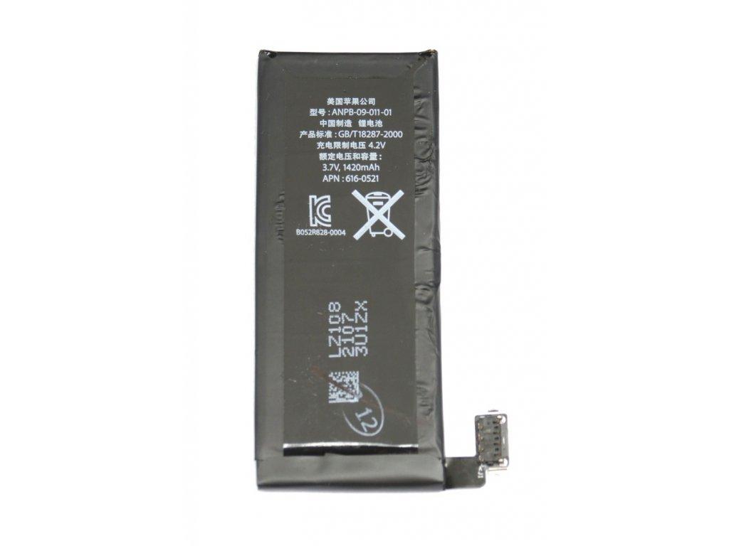 Baterie pro iPhone 4 1420mAh Li-Pol (Bulk)