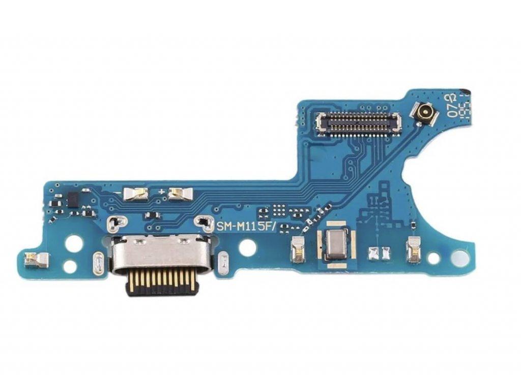 Samsung Galaxy M11 konektor nabíjení