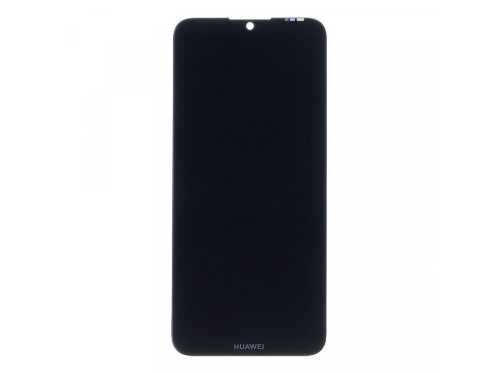 Huawei Y6 2019 LCD Display + Dotyková Deska Black
