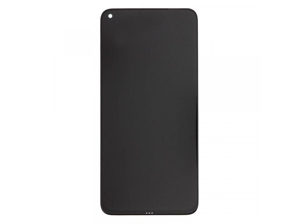 Honor View 20 LCD Display + Dotyková Deska Black PCT-L29B