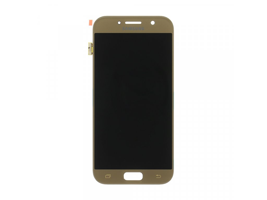 LCD display + Dotyk Samsung A520 Galaxy A5 2017 Gold (Service Pack)