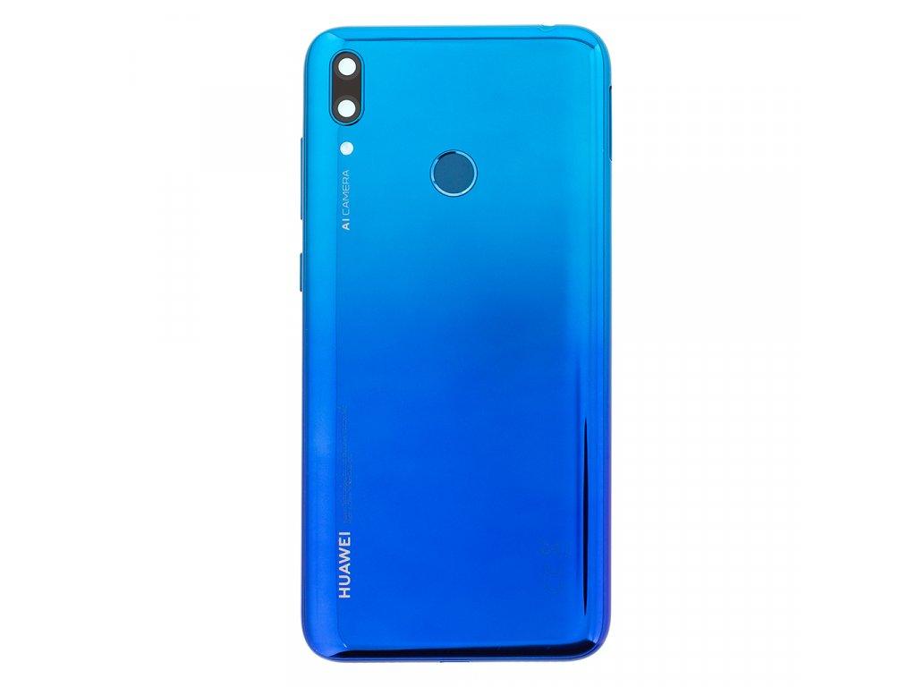 Huawei Y7 2019 Kryt Baterie Blue (Service Pack)