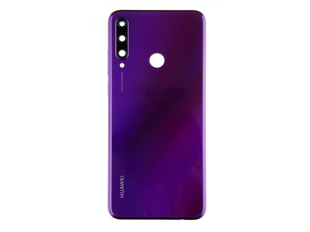 Huawei Y6p Kryt Baterie Phantom Purple