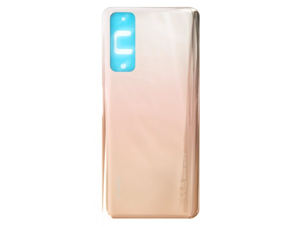 Huawei P Smart 2021 Kryt Baterie Blush Gold (Service Pack)