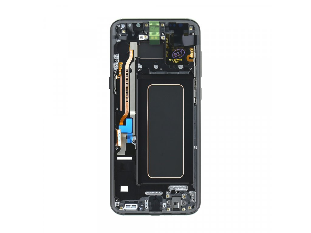 LCD display + Dotyk Samsung Galaxy S8+ Plus (G955) Black (Service Pack)