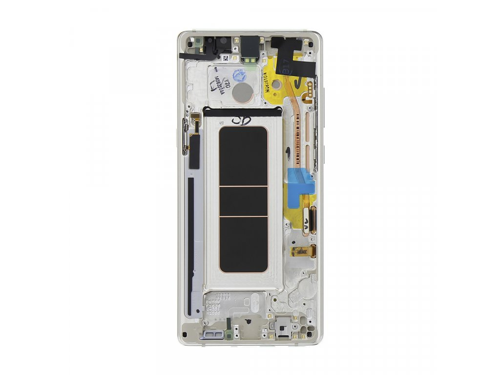 LCD display + Dotyk Samsung N950 Galaxy Note 8 Gold (Service Pack)