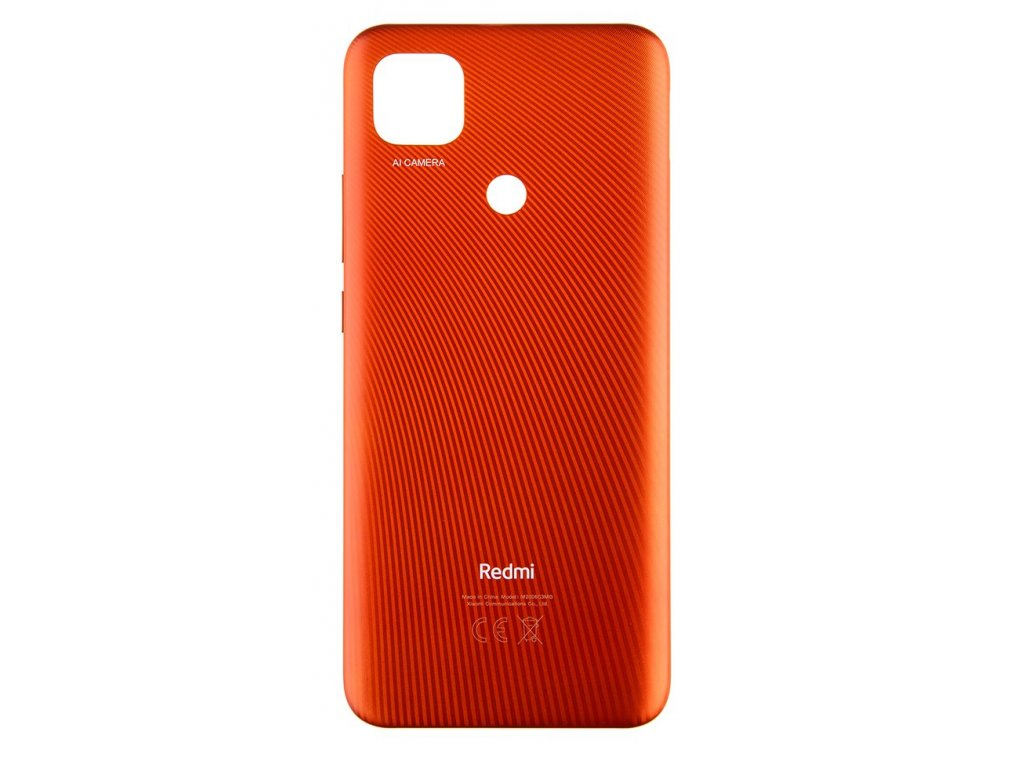 Xiaomi Redmi 9C Kryt Baterie Sunrise Orange