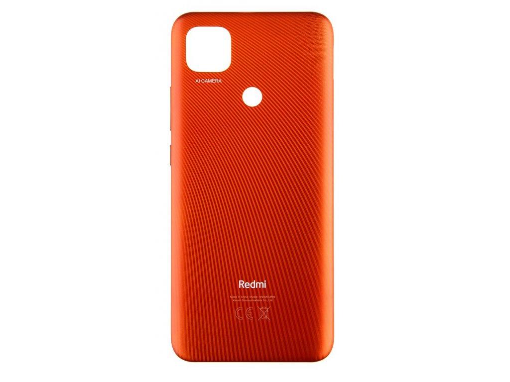 Xiaomi Redmi 9C Kryt Baterie Sunrise Orange
