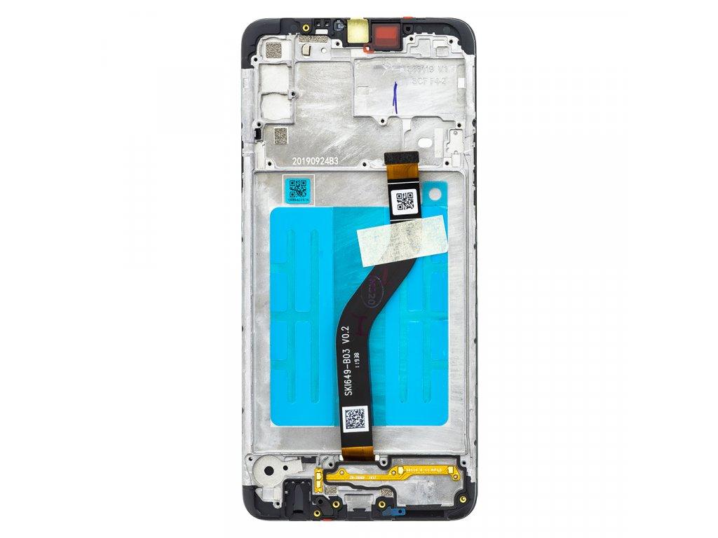 LCD display + Dotyk Samsung A207 Galaxy A20s Black (Service Pack)