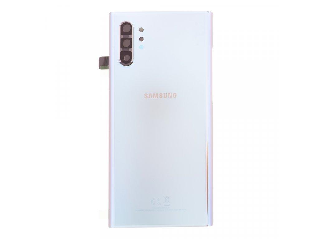 Samsung N975 Galaxy Note 10+ Kryt Baterie Silver (Servis Pack)