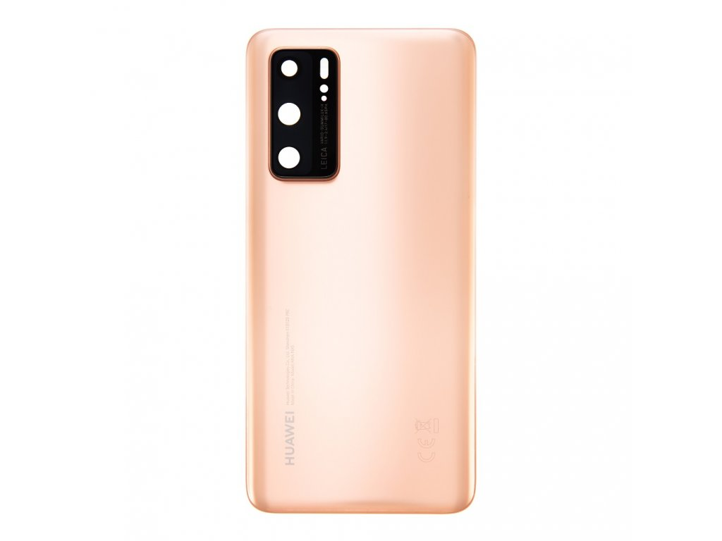 Huawei P40 Kryt Baterie Gold (Service Pack)