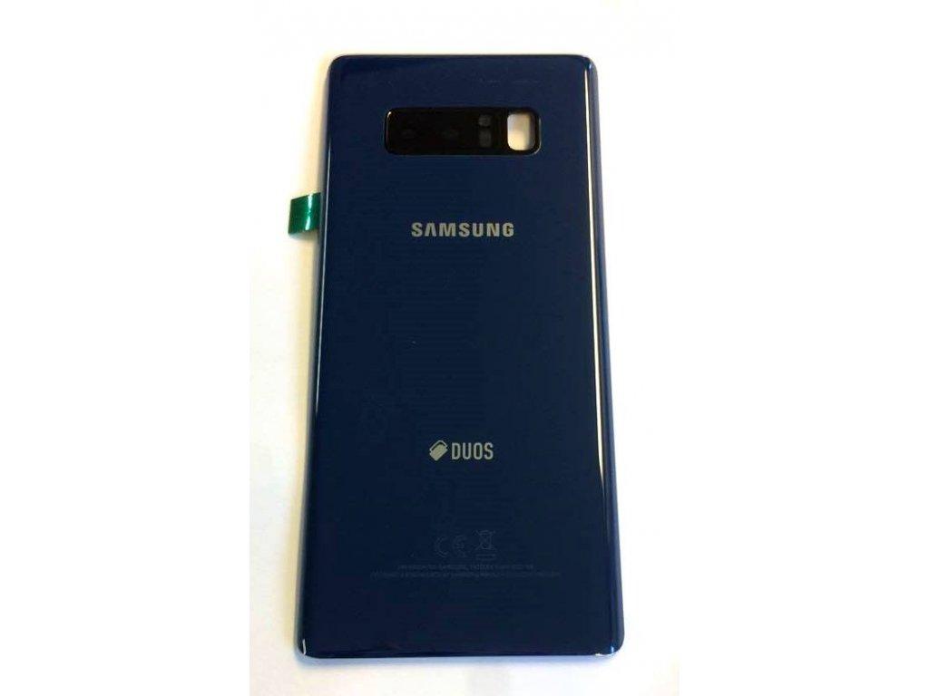 Samsung N950 Galaxy Note 8 Kryt Baterie Blue (Service Pack)