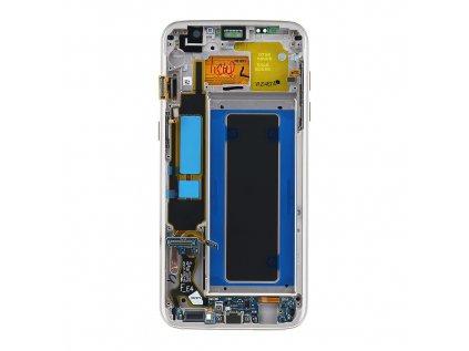 LCD display + Dotyk Samsung G935 Galaxy S7 Edge Blue (Service Pack)