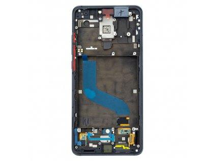 LCD Display + Dotyková Deska + Přední Kryt pro Xiaomi Mi9T/Mi9T Pro Black